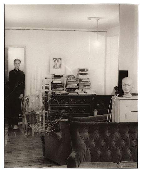 автопортрет линды маккартни, сделанный за несколько месяцев до ее смерти
